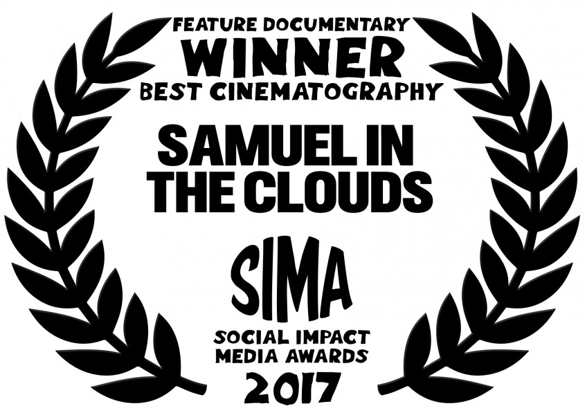 Logo BEST CINEMATOGRAPHY - SIMA Awards