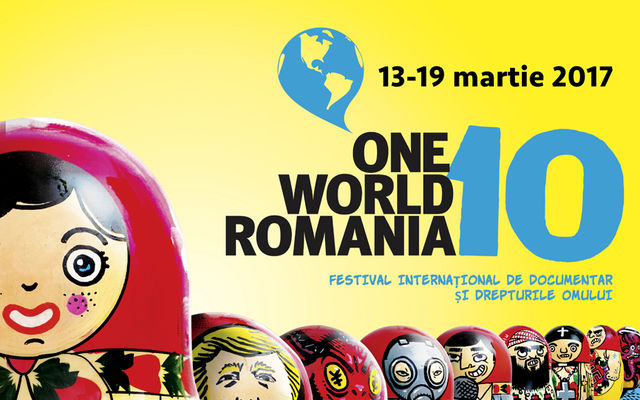Logo One World Romania